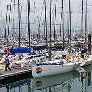 Départ de la GASCOGNE 45.5 et 45.11 à La Rochelle