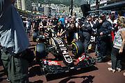 May 20-24, 2015: Monaco - Pastor Maldonado, (VEN), Lotus