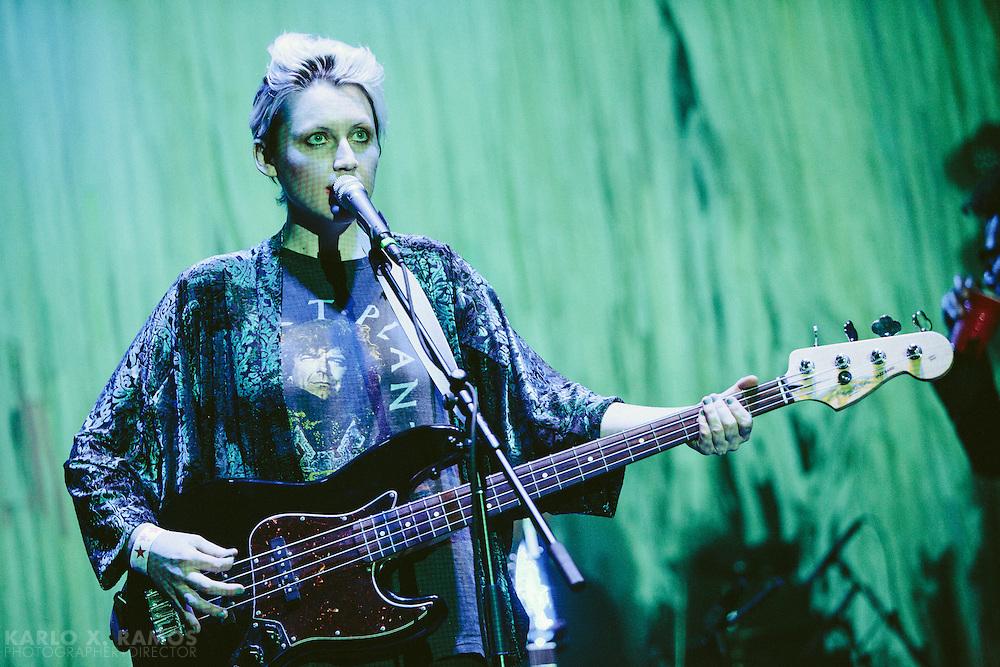 Sarah Jaffe performing at Granada Theater <br /> <br /> Dallas, TX