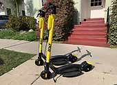 Jun 24, 2019-Track and Field-Usain Bolt Scooter