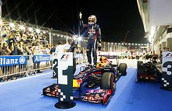 Motorsports: FIA Formula One World Championship 2013, Grand Prix of Singapore, <br /> #1 Sebastian Vettel (GER, Infiniti Red Bull Racing),  *** Local Caption *** © pixathlon