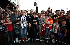 West Bromwich Albion v Liverpool - 21 April 2018