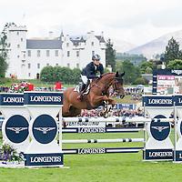 Jumping - FEI European Eventing Championships 2015 - Blair Castle