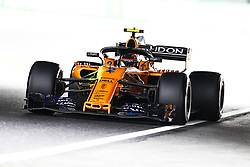 October 5, 2018 - Suzuka, Japan - 02 VANDOORNE Stoffel (bel), McLaren Renault MCL33, action during the 2018 Formula One World Championship, Japan Grand Prix from October 4 to 7 at Suzuka -  / #2 Stoffel Vandoorne (BEL, McLaren Honda),   , Motorsports: FIA Formula One World Championship 2018, Grand Prix of Japan, .World Championship 2018 Grand Prix Japan  (Credit Image: © Hoch Zwei via ZUMA Wire)