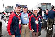 World War II and Korean War Veterans travel from Hagerstown, Maryland to Beloit, Wisconsin with Beloit organization, VetsRoll, on May 19, 2011.