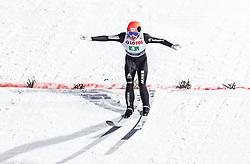 19.01.2019, Wielka Krokiew, Zakopane, POL, FIS Weltcup Skisprung, Zakopane, Herren, Teamspringen, im Bild Simon Ammann (SUI) // Simon Ammann of Switzerland during the men's team event of FIS Ski Jumping world cup at the Wielka Krokiew in Zakopane, Poland on 2019/01/19. EXPA Pictures © 2019, PhotoCredit: EXPA/ JFK