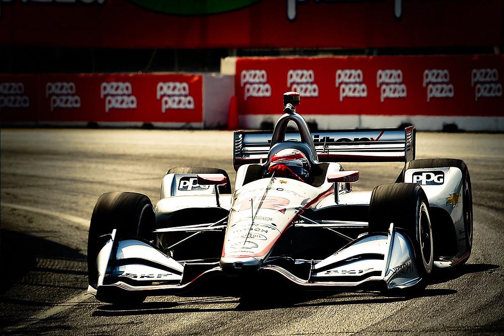 Will Power, Team Penske Chevrolet<br /> Saturday 14 July 2018<br /> Honda Indy Toronto<br /> Verizon IndyCar Series<br /> Streets of Toronto ON CAN<br /> World Copyright: Scott R LePage
