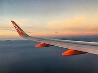 Easyjet A300 Series aircraft en route Belfast-Malaga, March, 2019, 201903043148.<br /><br />Copyright Image from Victor Patterson, 54 Dorchester Park, <br />Belfast, UK, BT9 6RJ<br /><br />t1: +44 28 9066 1296 (from Rep of Ireland 048 9066 1296)<br />m: +44 7802 353836<br />e: victorpattersonbelfast@gmail.com<br />w: www,victorpatterson.com<br /><br />Please see my Terms and Conditions of Use at https://www.victorpatterson.com/page2<br />It is IMPORTANT that you familiarise yourself with them.<br /><br />Images used on the Internet incur an additional cost and must be visibly watermarked i.e. © Victor Patterson within the body of the image and copyright metadata must not be deleted. Images used on the Internet have a size restriction of 4kbs and are chargeable at rates available at victorpatterson.com.<br /><br />This image is only available for the use of the download recipient i.e. television station, newspaper, magazine, book publisher, etc, and must not be passed on to any third party. It is also downloaded on condition that each and every usage is notified within 7 days to victorpattersonbelfast@gmail.com.<br /><br />The right of Victor Patterson to be identified as the author is asserted in accordance with The Copyright Designs And Patents Act (1988). All moral rights are asserted.
