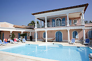 Summer vacation home on the French Riviera, Sainte-Maxime, France