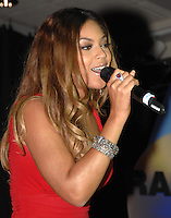 Beyonce Knowles performs at the Radio One 25th Anniversary Celebration.