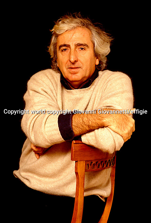 Maurizio Totti<br />world copyright Giovanni Giovannetti/effigie / Writer Pictures<br /> <br /> NO ITALY, NO AGENCY SALES / Writer Pictures<br /> <br /> NO ITALY, NO AGENCY SALES