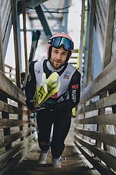 11.03.2020, Granasen, Trondheim, NOR, FIS Weltcup Skisprung, Raw Air, Trondheim, Herren, im Bild Pius Paschke (GER) // Pius Paschke of Germany during men's 3rd Stage of the Raw Air Series of FIS Ski Jumping World Cup at the Granasen in Trondheim, Norway on 2020/03/11. EXPA Pictures © 2020, PhotoCredit: EXPA/ JFK