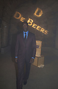 OSWALD BOATENG. De Beers, Talisman launch party. The Shunt Vaults, 20 Stainer Street, London, SE1, 28  November 2005. ONE TIME USE ONLY - DO NOT ARCHIVE  © Copyright Photograph by Dafydd Jones 66 Stockwell Park Rd. London SW9 0DA Tel 020 7733 0108 www.dafjones.com