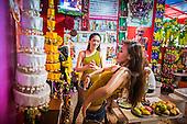 The Chuchok Shrine in Suburban Bangkok