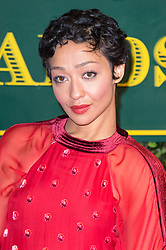 © Licensed to London News Pictures. 03/12/2017. London, UK. RUTH NEGGA attends the London Evening Standard Theatre Awards 2017 held at the Theatre Royal, Dury Lane. Photo credit: Ray Tang/LNP