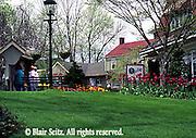 Peddler's Village, Lahaska, Bucks Co., Pennsylvania
