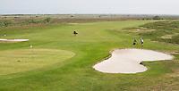 AMELAND - Hole 5. Amelandse Golfbaan 'De Amelander Duinen' . COPYRIGHT KOEN SUYK
