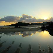 Back beach, Porthmeor Beach