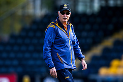 Worcester Warriors Director of Rugby Alan Solomans during training ahead of the Gallagher Premiership fixture against Harlequins - Mandatory by-line: Robbie Stephenson/JMP - 24/08/2020 - RUGBY - Sixways Stadium - Worcester, England - Worcester Warriors Training