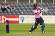 Nick Compton of Middlesex during the NatWest T20 Blast South Group match between Gloucestershire County Cricket Club and Middlesex County Cricket Club at the Bristol County Ground, Bristol, United Kingdom on 15 May 2015. Photo by Shane Healey.