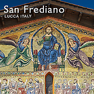 Pictures of  Romanesque Basilica of San Frediano Lucca. Images & Photos.