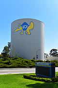 Bren Events Center and Water Tower at the University of California Irvine