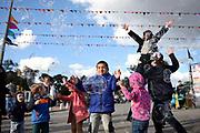 20171118/ Nicolas Celaya - adhocFOTOS/ URUGUAY/ MONTEVIDEO/ PARQUE RODO/ Festival FIIS en el Parque Rodo, en Montevideo.<br /> En la foto: Festival FIIS en el Parque Rodo, en Montevideo.  Foto: Nicolás Celaya /adhocFOTOS/adhocFOTOS