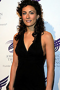 """Laura Benati at The American Theater Wing's Annual Spring Gala Honoring Jerry Herman and Visa INC...The American Theatre Wing is best known as the creator of the Antoinette Perry """"Tony"""" Awards, which it presents annually with the Brodway League. The Wing's other activities, dedicated to recognizing excellence and supporting eductaion in theatre."""