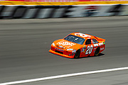 May 20, 2011: NASCAR Sprint Cup All Star Race practice. Joey Lagano