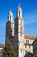 Grossmunster Zurich Switzerland