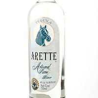 Arette Artesanal Suave blanco -- Image originally appeared in the Tequila Matchmaker: http://tequilamatchmaker.com