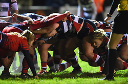 - Mandatory by-line: Paul Knight/JMP - 16/12/2017 - RUGBY - Cleve RFC - Bristol, England - Bristol Ladies v Worcester Valkyries - Tyrrells Premier 15s