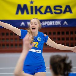 2021-01-23: ASV Elite - Brøndby VK - VolleyLigaen Damer