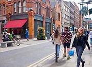 Castle Market, Drury Street, Dublin 2, Ireland