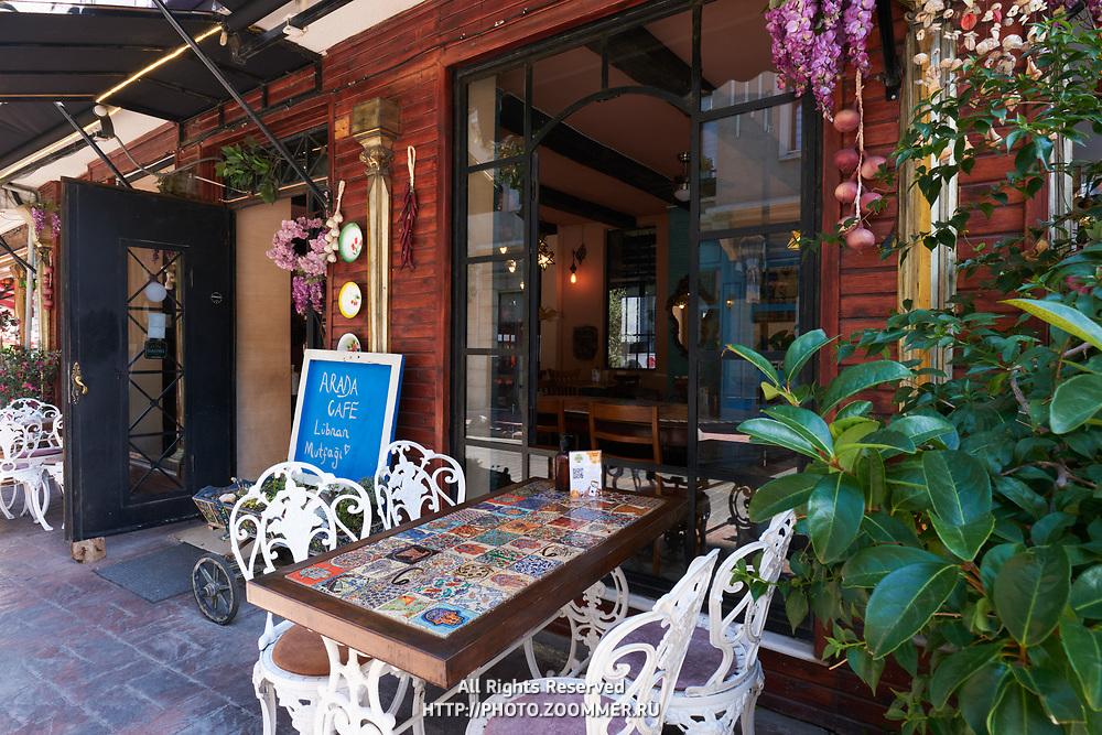 Arada Lebanese Cuisine Cafe In Istanbul, Turkey