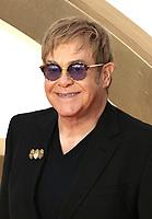 Elton John, Kingsman: The Golden Circle - World premiere, Leicester Square, London UK, 18 September 2017, Photo by Richard Goldschmidt