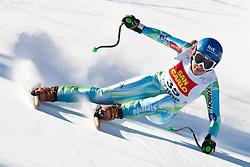 22.01.2010, Cortina, ITA, FIS Worldcup Alpin Ski, Cortina, Lady SuperG, im Bild STUHEC Ilka ( SLO ), #35, Ski Rossignol, EXPA Pictures © 2010, Photographer EXPA / J. Groder/ SPORTIDA PHOTO AGENCY