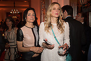 KRISTEN AVANSINO; CALGARY AVANSINO, ;  The Veuve Clicquot Business Woman Award. Claridge's Ballroom. London W1. 11 May 2015.