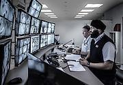 G4S Melbourne - control room, Melbourne Custody Centre, Melbourne