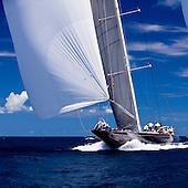 2011 Caribbean Superyacht Hanuman