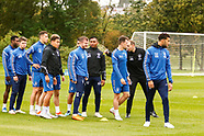 Rangers Training Session, 03-10-2018. 031018