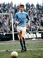 Fotball<br /> England <br /> Foto: Colorsport/Digitalsport<br /> NORWAY ONLY<br /> <br /> Tommy Booth - Man City. Manchester City v Stoke City, 1969/70.