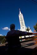 Bom Despacho_MG, Brasil...Igreja Matriz de Nossa Senhora do Bom Despacho...Nossa Senhora do Bom Despacho church in Bom Despacho...Foto: MARCUS DESIMONI / NITRO.