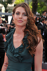 Daughter of Princess Caroline of Monaco Charlotte Casiraghi gave birth to a baby boy she had with actor and comedian Gad Elmaleh at the Princess Grace Hospital in Monaco on Tuesday it was reported on Wednesday December 18. File photo : Charlotte Casiraghi posing during the premiere of 'Madagascar 3' at the 65th Cannes film festival, in Cannes, southern France, on May 18, 2012. Photo by Aurore Marechal/ABACAPRESS.COM