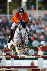 Vrieling Jur, (NED), VDL Zirocco Blue <br /> First Round<br /> Furusiyya FEI Nations Cup Jumping Final - Barcelona 2015<br /> © Dirk Caremans<br /> 24/09/15