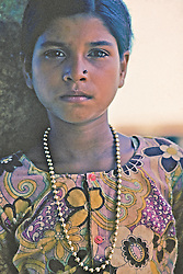 Girl With Pearls
