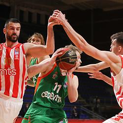 20210414: SRB, Basketball - ABA League 2020/21, KK Crvena Zvezda vs KK Cedevita Olimpija