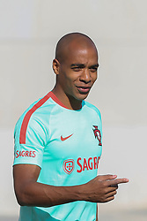 October 9, 2017 - Lisbon, Lisbon, Portugal - Portugals midfielder Joao Mario in action during National Team Training session before the match between Portugal and Switzerland at City Football in Oeiras on October 9, 2017. (Credit Image: © Dpi/NurPhoto via ZUMA Press)