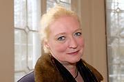 Presentatie Kuifje - De Zonnetempel - De Musical in het Wereldmuseum in Rotterdam.<br /> <br /> Op de foto:<br /> <br />  Miranda van Kralingen ( Bianca Castafiore )