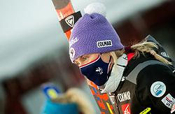 Andrea Filser (GER) during 2nd Run of Ladies' Giant Slalom at 57th Golden Fox event at Audi FIS Ski World Cup 2020/21, on January 16, 2021 in Podkoren, Kranjska Gora, Slovenia. Photo by Vid Ponikvar / Sportida